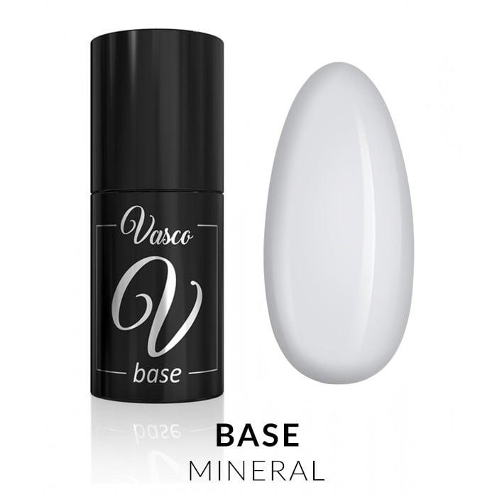 Vasco Base Mineral 6ml baza trajni lak