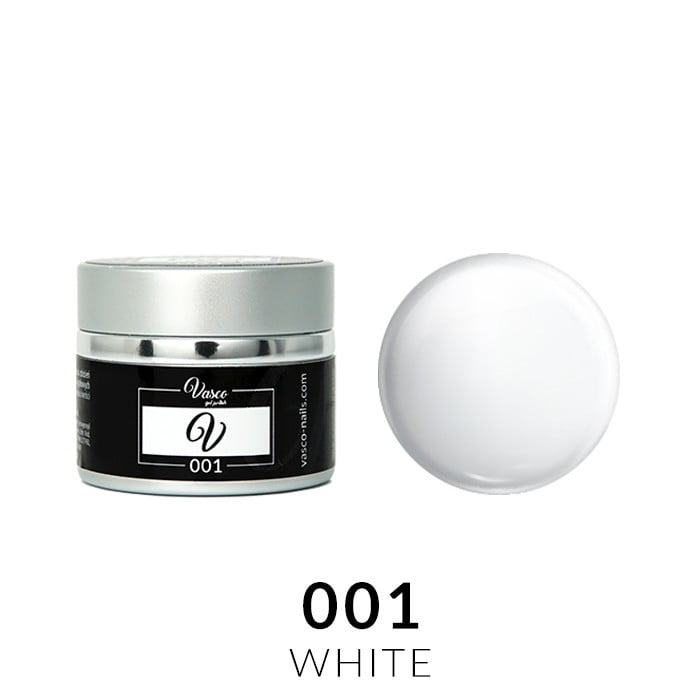 Vasco Paint Gel 001 White 5g