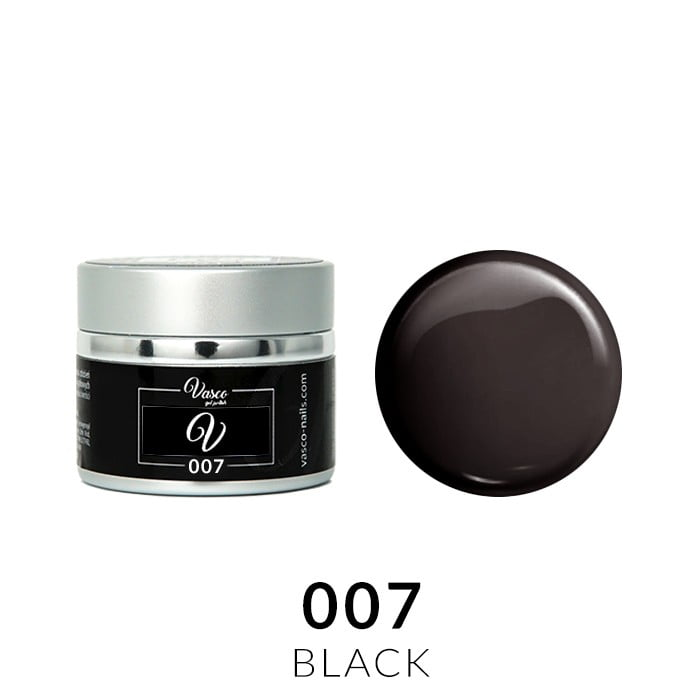 Vasco Paint Gel 007 Black 5g