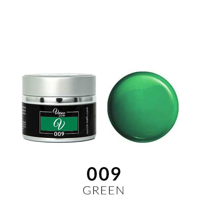 Vasco Paint Gel 009 Green 5g