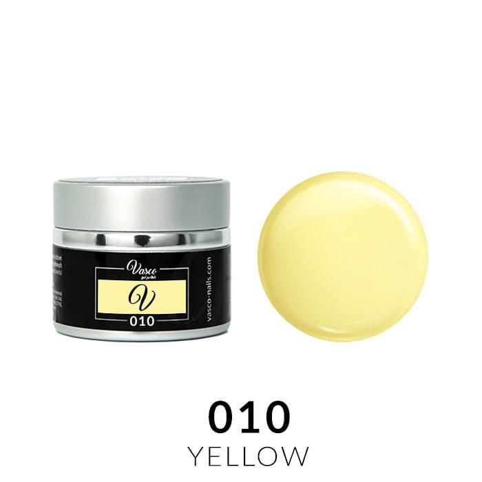 Vasco Paint Gel 010 Yellow 5g