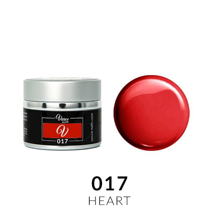 Vasco Paint Gel 017 Heart 5g