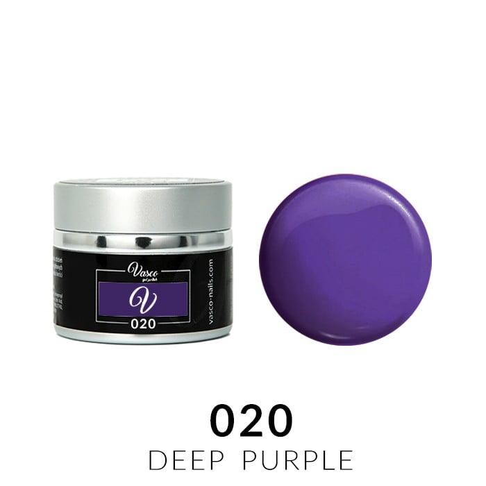 Vasco Paint Gel 020 Deep Purple 5g