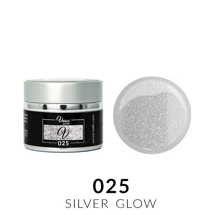 Vasco Paint Gel 025 Silver Glow 5g