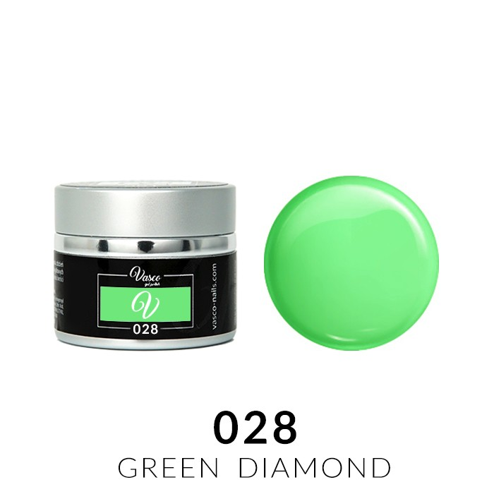 Vasco Paint Gel 028 Green Diamond 5g