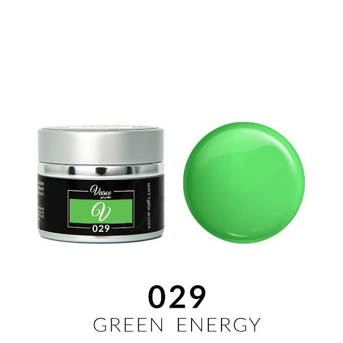 Vasco Paint Gel 029 Green Energy 5g