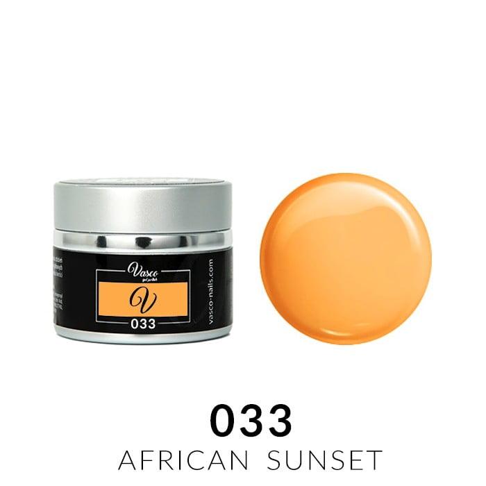 Vasco Paint Gel 033 African Sunset 5g