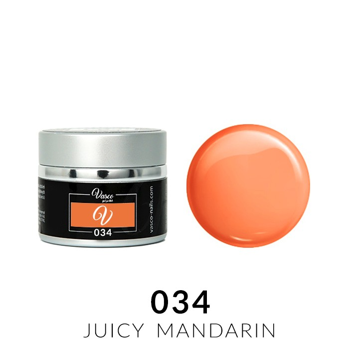 Vasco Paint Gel 034 Juicy Mandarin 5g