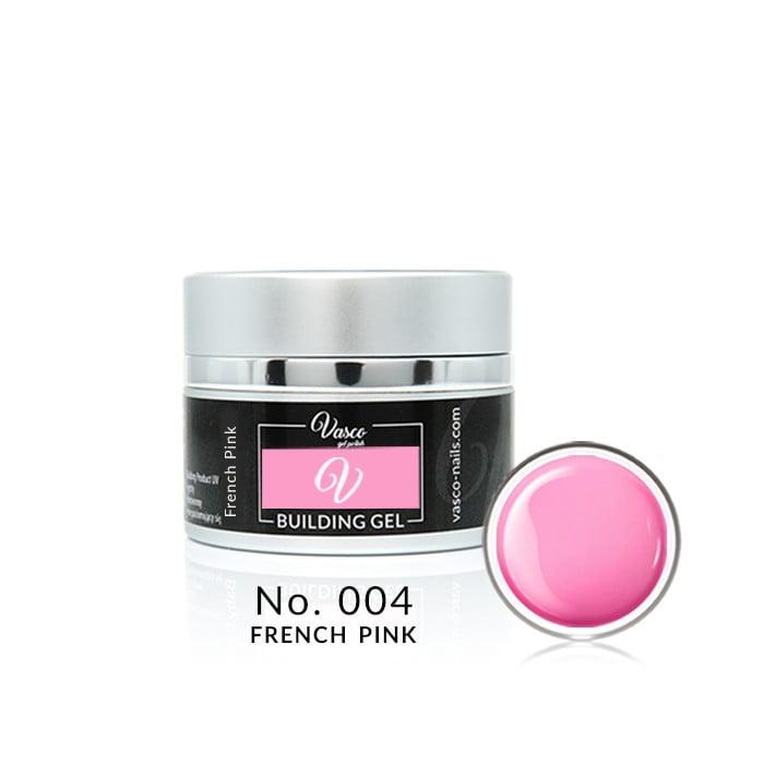 Vasco gradivni gel French Pink 15g
