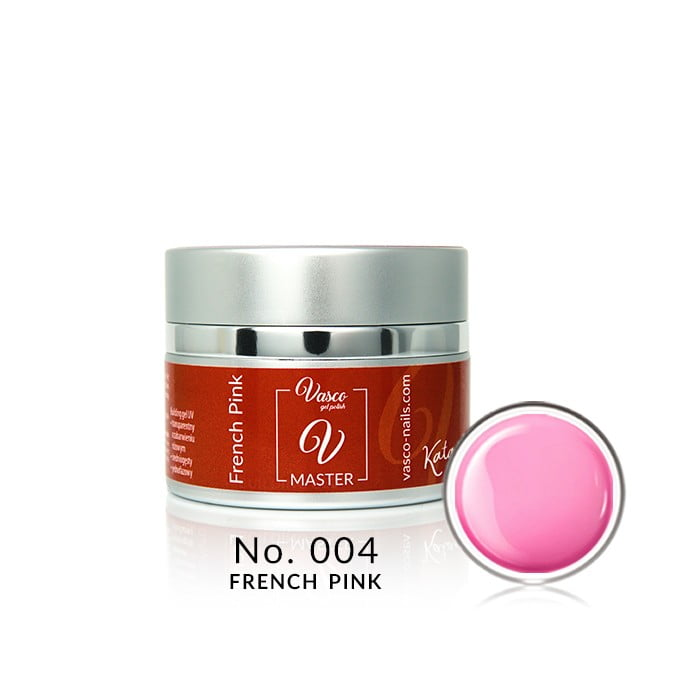 Vasco gradivni gel Master French Pink 15g