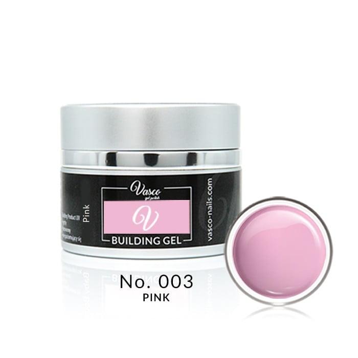 Vasco gradivni gel Pink 50g