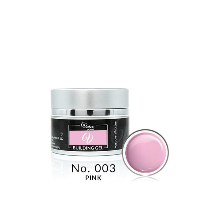 Vasco gradivni gel Pink 5g