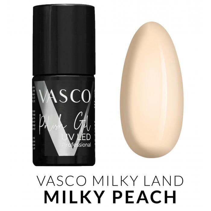 Vasco V11 Milky Peach mliječni trajni lak