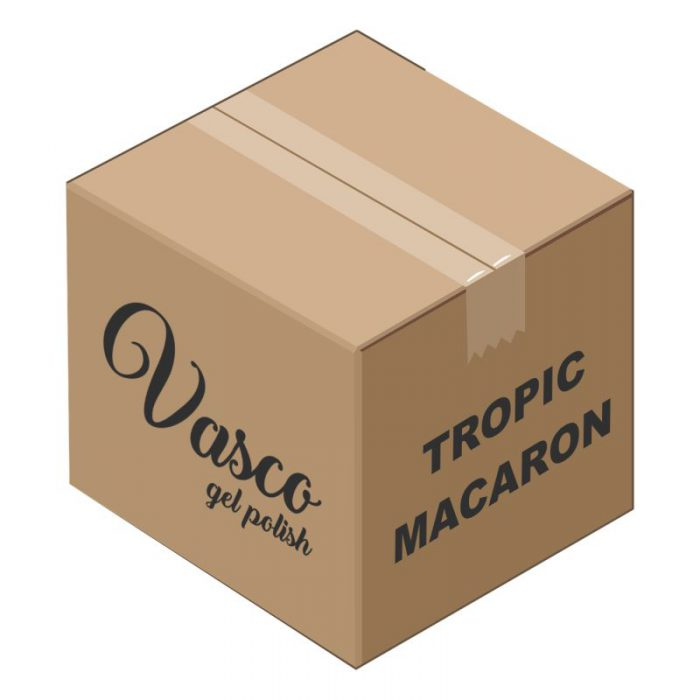 Vasco set Tropic Macaron trajni lak