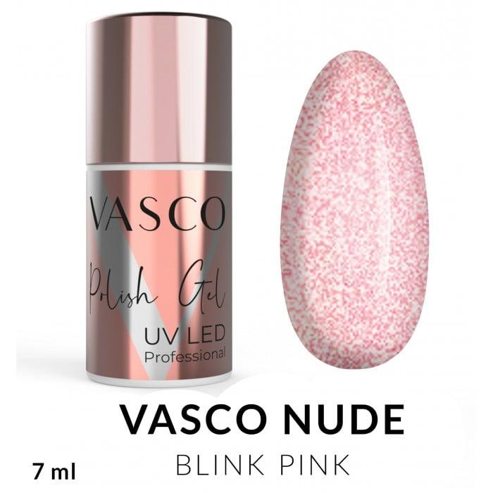 Vasco Blink Pink ružičasti trajni lak