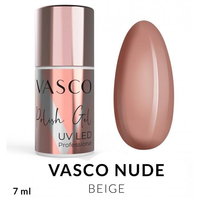 Vasco Nude Beige bež trajni lak