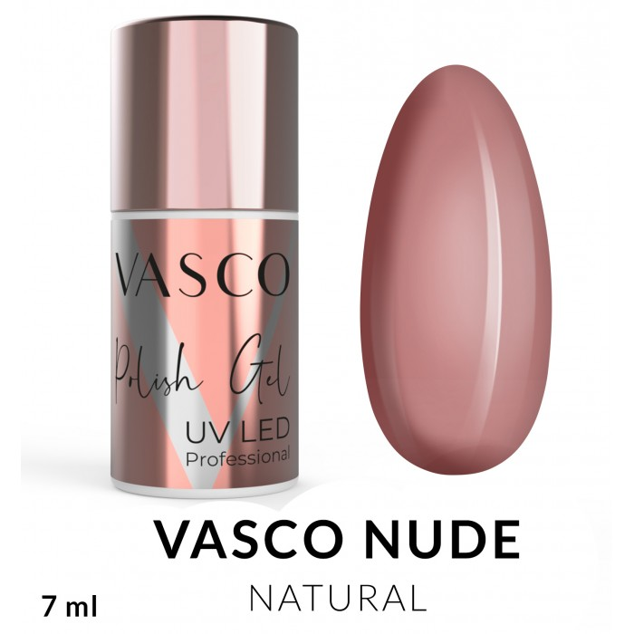 Vasco Nude Natural nude trajni lak