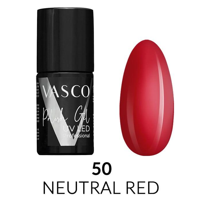 Vasco V50 crveni trajni lak