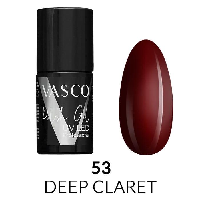 Vasco V53 crveni gel lak