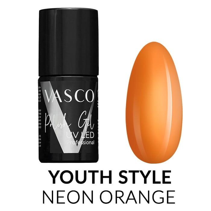 Vasco V69 neon narančasti gel lak