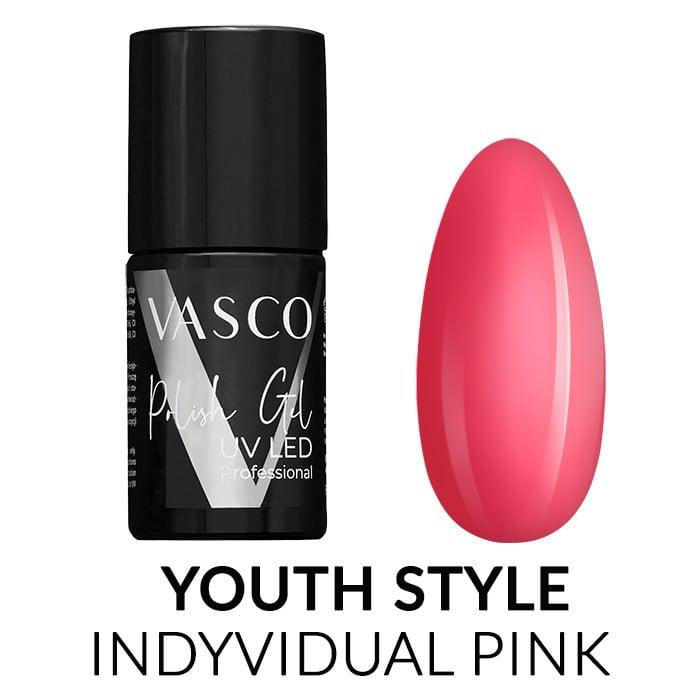 Vasco V71 ružičast gel lak
